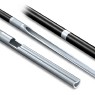 Distal metal shaft designs